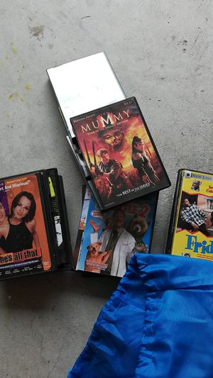 Set of movie CDs for Sale in Morrisville, NC