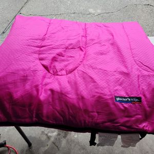 Sleeping Bag Glacier's Edge Adult Size for Sale in Everett, WA