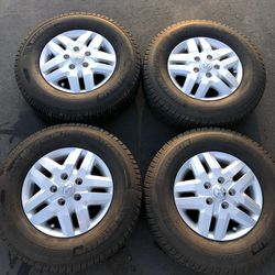 RAM Promaster OEM Wheels Michelin Tires TPMS for Sale in Redondo Beach,  CA