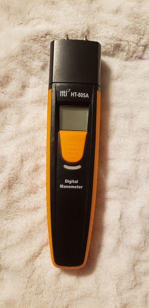 Digital bluetooth manometer for Sale in Glendale, AZ