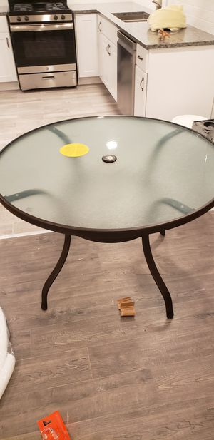 Patio/Dinning Table 42inch for Sale in Park Ridge, IL