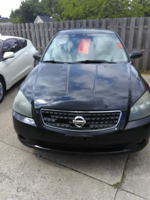 2006 Nissan Altima for Sale in Valley View, OH