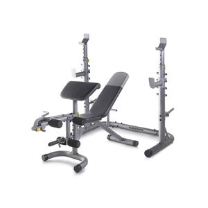 Weight Bench With Bar Stand for Sale in Floral Park, NY