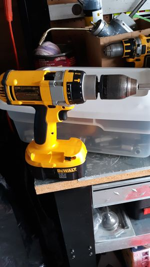18v dewalt hammer drill for Sale in Springfield, OR
