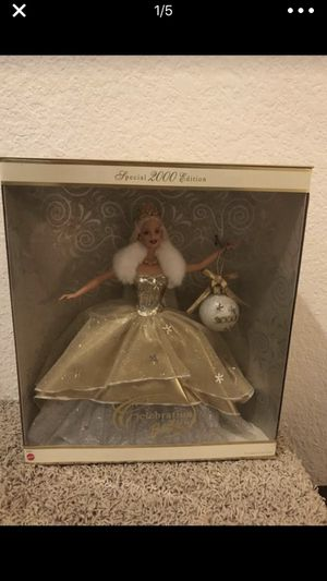 Special Edition 2000 Celebration Barbie for Sale in San Diego, CA
