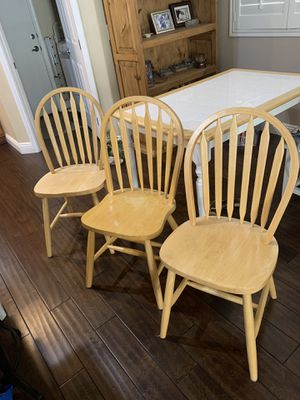 Farm House Chairs for Sale in Las Vegas, NV