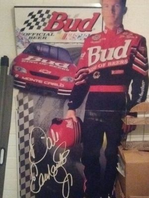Dale Earnhardt Jr Rookie season into Winston Cup life like standie for Sale in Mesa, AZ