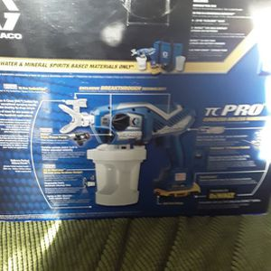 Graco Cordless Airless Handheld Paintsprayer for Sale in Springfield, IL