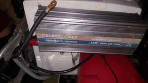 Galaxy 3000 Sine Wave Power Inverter for Sale in Thurmont, MD