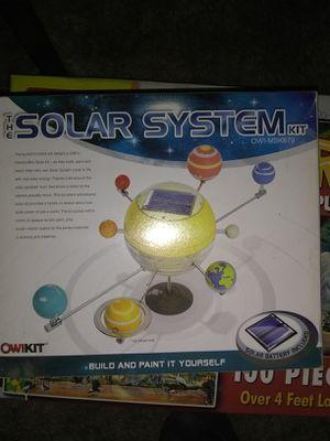 DIY Solar System model set, brand new. for Sale in Turlock, CA