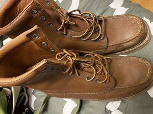 Work boots. Size 8D for Sale in West Allis, WI