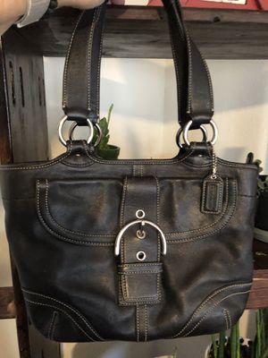 Coach Leather Purse for Sale in El Cajon, CA