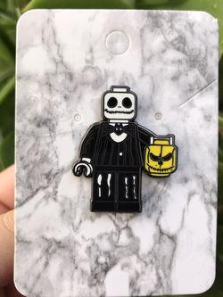 Disney's Jack Skellington x LEGO Pin for Sale in Santa Ana,  CA