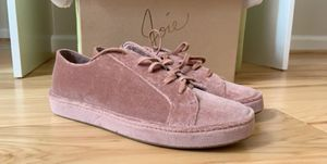 Suede blush joie designer shoes brand new for Sale in Washington, DC