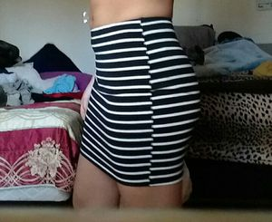 Black and White Striped Skirt for Sale in Phoenix, AZ
