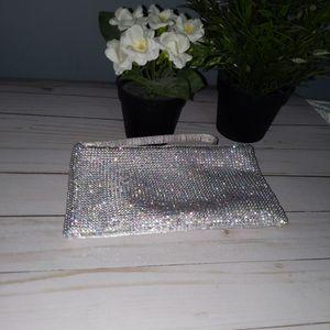 Sparkley Silver Handbag for Sale in Woodbridge, VA