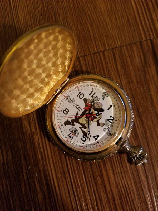 Taz Pocket Watch