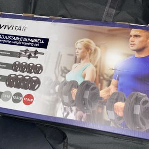 NEW Adjustable Dumbells for Sale in Los Angeles, CA