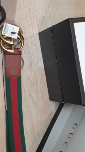 Brown red green gucci belt for Sale in NJ, US