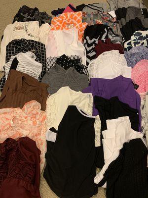 Women's shirts, L/XL long sleeves for Sale in Murrieta, CA