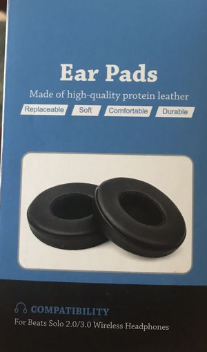 Beats Head phones pad replacement for Sale in Cape Coral, FL