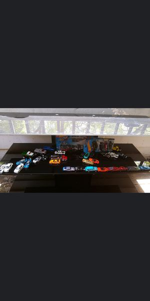 For sale hot wheels and about 4 m2s and the fast too furious set for Sale in Houston, TX