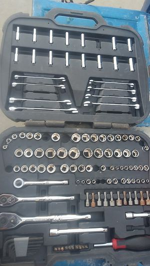 Husky nearly complete socket set for Sale in Ceres, CA