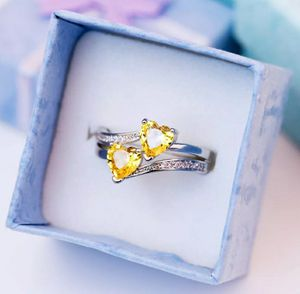 Beautiful! Citrine & 925 SS Filled & Stamped Ring Size 7 $18. OBO - 2 FOR $30 for Sale in Salisbury, NC