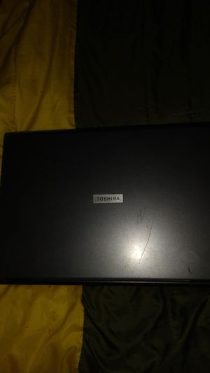 Toshiba laptop for Sale in Marietta, OH