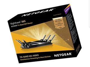 Netgear router R8000P nighthawk for Sale in Orlando, FL