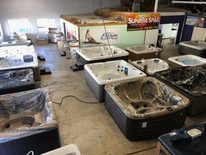 Many more new Maax and Vita Hot Tubs - Reduced to sell! for Sale in Chandler, AZ
