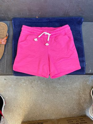 Girls Cat & Jack pink shorts Size XS 4/5 for Sale in Chula Vista, CA