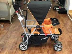 Joovy Caboose Ultralight Double Stroller for Sale in Mesquite, TX