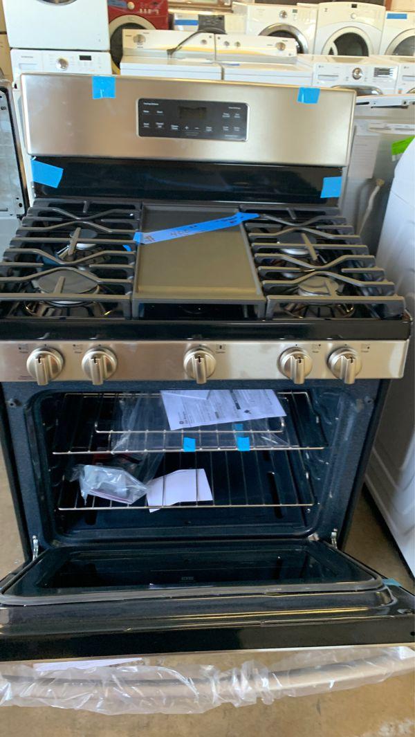 Brand new Gas stove 1 year warranty 3533 pitluk av