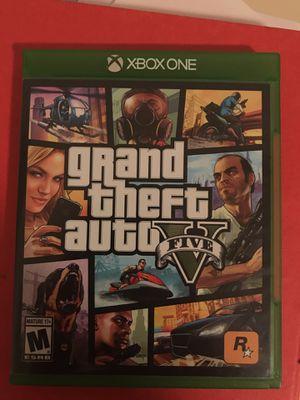 GTA 5 Xbox One for Sale in Clarksburg, MD