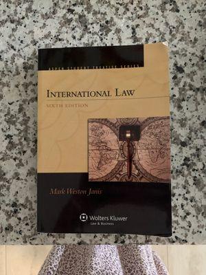 International law for Sale in Hialeah, FL
