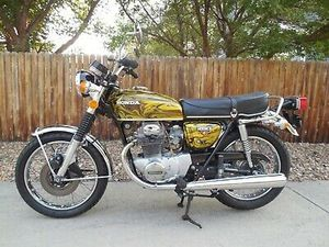 1973 Honda CB350 for Sale in Culver City, CA