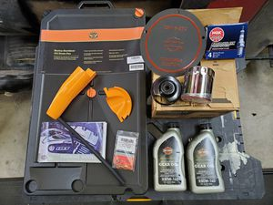 Harley-Davidson 103 complete oil change. Comes with everything! for Sale in Gresham, OR