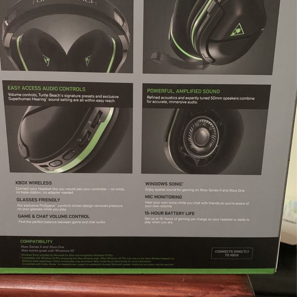Brand New In The Box Turtle Beach Gaming Headset