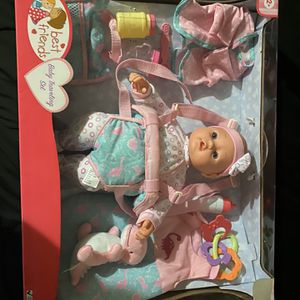 Baby Doll Set New In Package for Sale in Las Vegas, NV