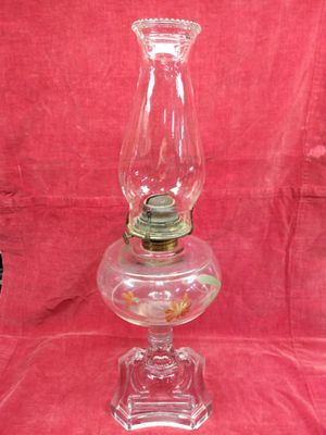 Vintage Oil Lamp for Sale in Florissant, MO