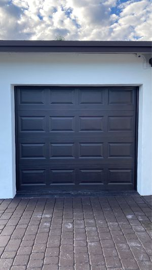 Insulated Garage doors 8 ft. x 7 ft. for Sale in Miami, FL