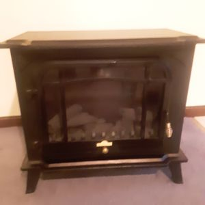 Mini fireplace for Sale in Evansville, IN