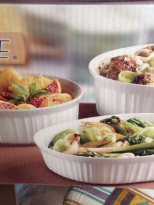 CorningWare - French White - 16 pcs bake / microwave / serve NEW NEVER OPENED for Sale in Gardena, CA