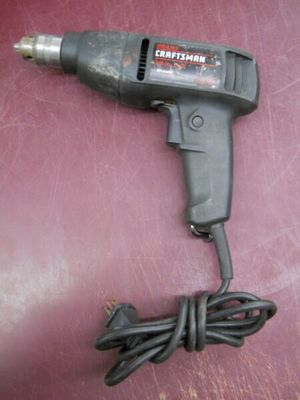 """CRAFTSMAN VSR 3/8"""" CORDED DRILL for Sale in Columbus, OH"""