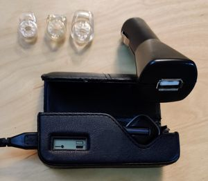 Plantronics Discovery 975 Bluetooth Headset Bundle w All Accessories for Sale in Nashville, TN