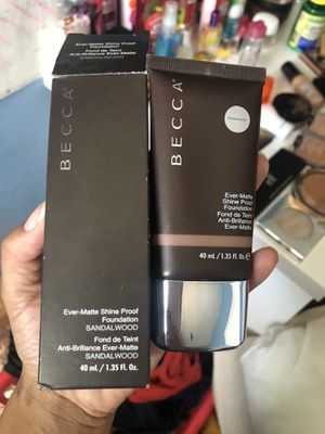 Becca Foundation ~ Sandalwood for Sale in Compton, CA