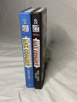 Book 1-2 Max Crumbly Series for Sale in Yakima,  WA