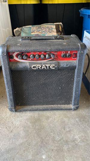Crate portable audio speaker for Sale in Ceres, CA