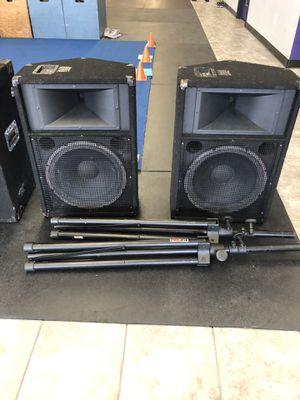 Stereo/DJ Equipment for Sale in Oak Harbor, WA